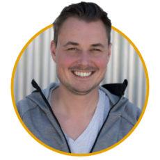 Das Profilbild des Gründers Thomas Gobs von Burkhart-Engineering